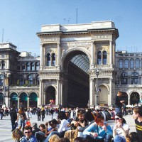 Lombardy, Suggested Excursion Combinations: Milan