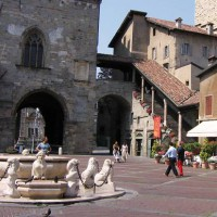 Lombardy, Suggested Excursion Combinations: Bergamo