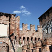 Lombardy, Places of interest: Soncino - little gem near Cremona