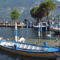 Lombardy, Places of interest: Monte Isola on Lake Iseo