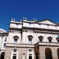 Lombardy, Places of interest: The Scala Opera House
