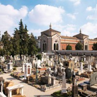 Lombardy, Places of interest: Monumental cemetery in Milan